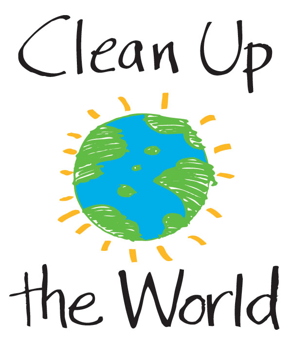 logo Clean Up the World