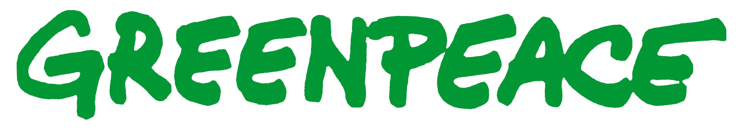 logo Greenpeace - groot