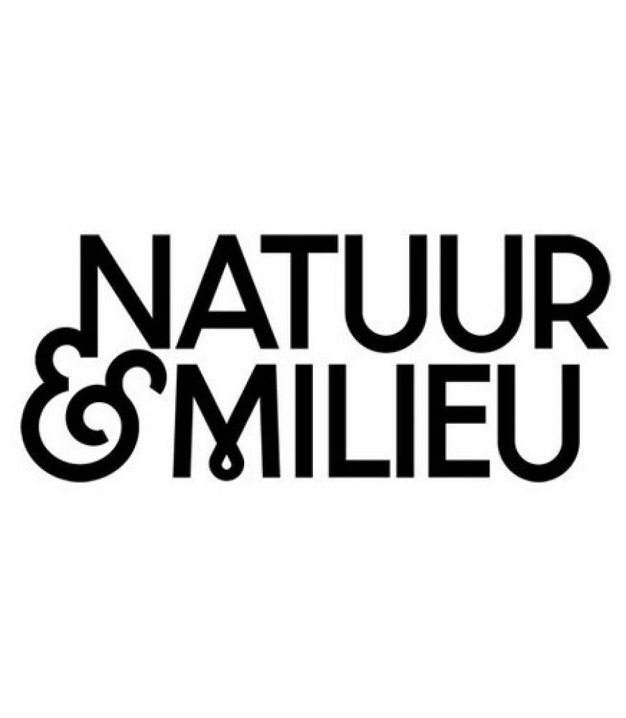 logo NatuurenMilieu - groot