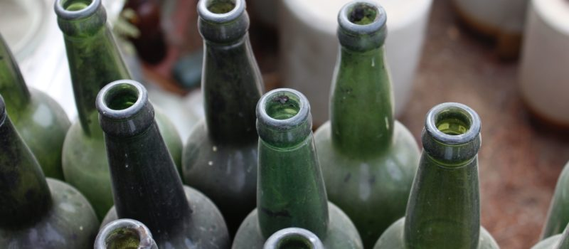 Raad van State: Overheid moet harder optreden tegen onvoldoende glasrecycling