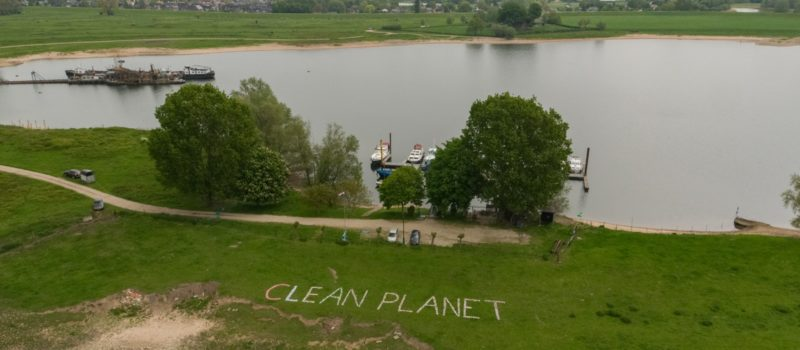 Wereldwijde oproep Clean Planet: voer statiegeld in en stop vervuiling