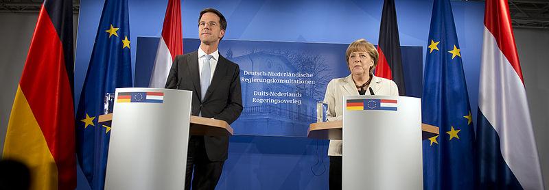 Angela Merkel en Mark Rutte kiezen voor statiegeld, België wacht af