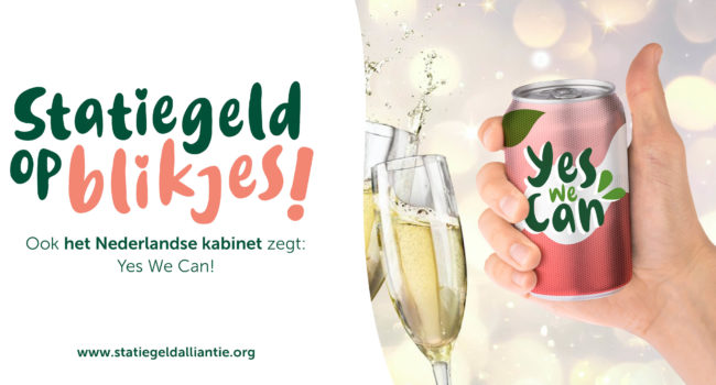Dutch environmental movement welcomes deposit return system for beverage cans